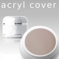 10 x 10g Acryl-Puder  Cover Peach - OHNE LABEL
