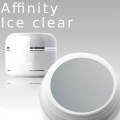 3 ml Affinity Ice clear UV Gel*MUSTERGEL