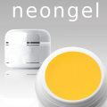 4 ml BASE ONE NEON COLORGEL**dark yellow  Nr. 09
