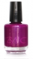 10 x 6ml Stampinglack / metallic purple -  für Konad Nail  OHNE LABEL