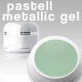 4 ml Metallic Gel** Pastell mint***NEW**