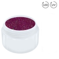 4ml SEA of Stars Hologramm Glitter- Farbgel Nr. 6 pink