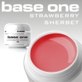 10 x 4 ml BASE ONE COLORGEL**OHNE LABEL*STRAWBERRY SHERBET